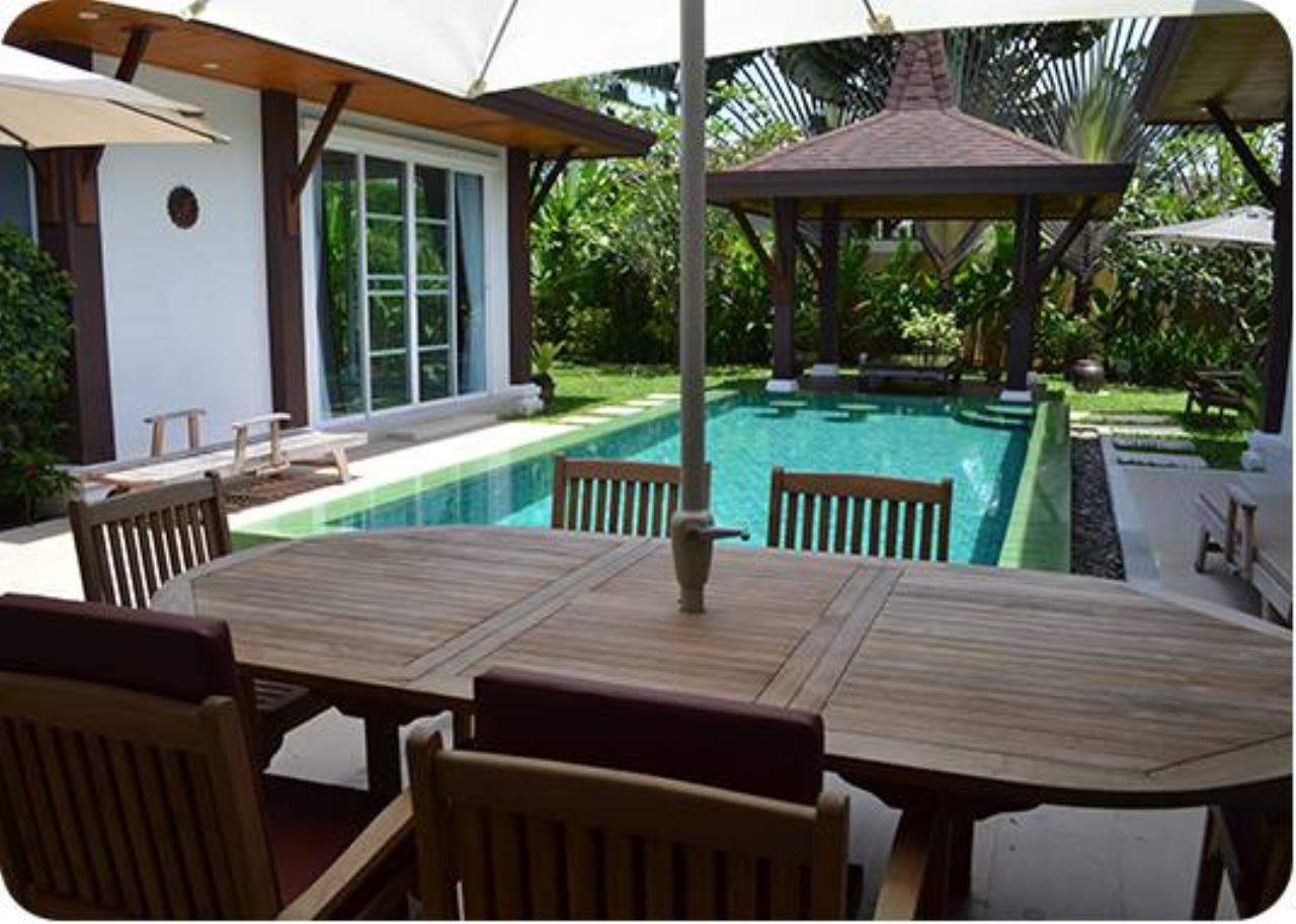 REAL Phuket  Agency's Kiri Villas - Luxurious 3-Bedroom Pool Villa in Layan 6