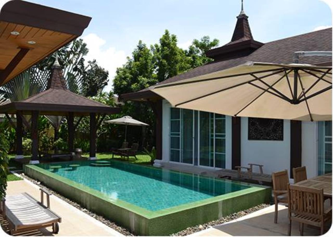 REAL Phuket  Agency's Kiri Villas - Luxurious 3-Bedroom Pool Villa in Layan 8