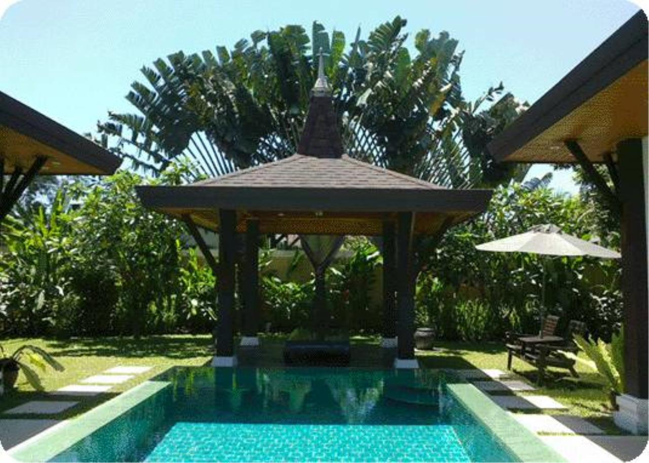 REAL Phuket  Agency's Kiri Villas - Luxurious 3-Bedroom Pool Villa in Layan 9