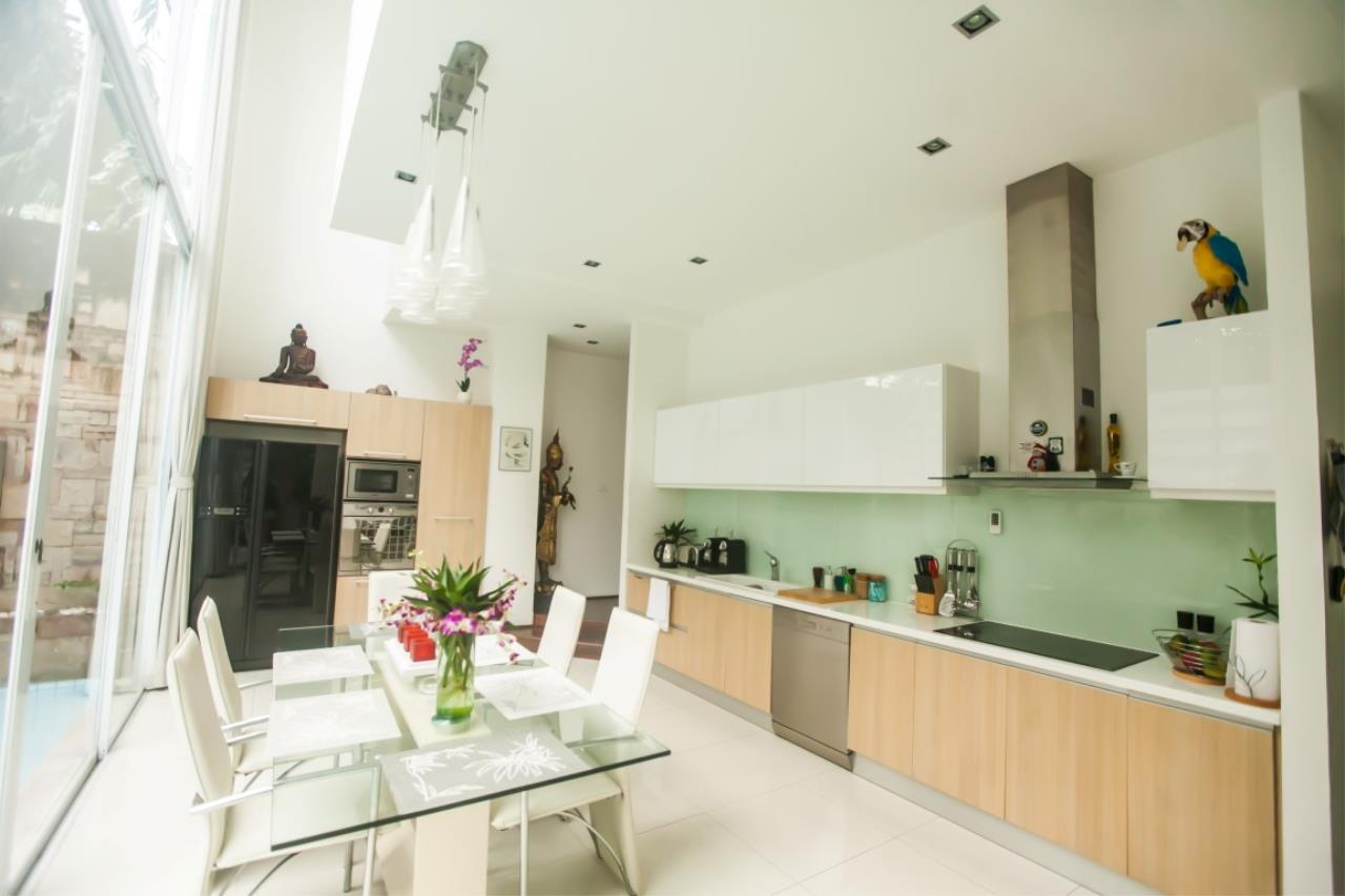 REAL Phuket  Agency's The Lantern - Modern 4-Bedroom Pool Villa with Roof Top Terrace 3