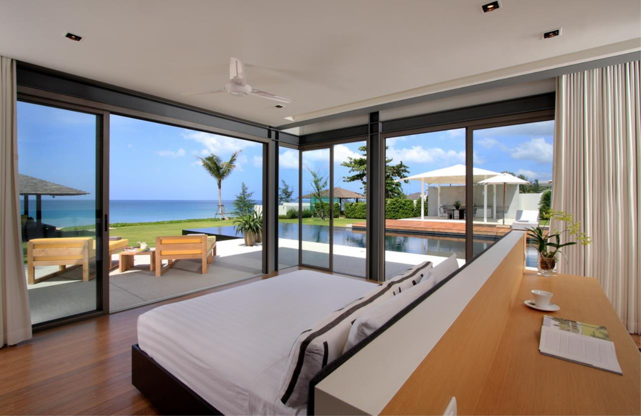 REAL Phuket  Agency's Villa Amarelo - 6-Bedroom Beachfront Villa at Sava Natai 4