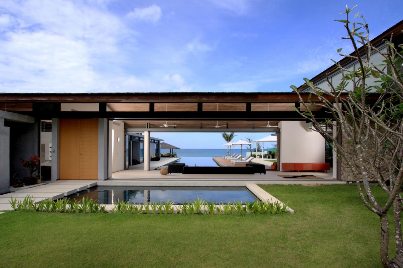 REAL Phuket  Agency's Villa Amarelo - 6-Bedroom Beachfront Villa at Sava Natai 5