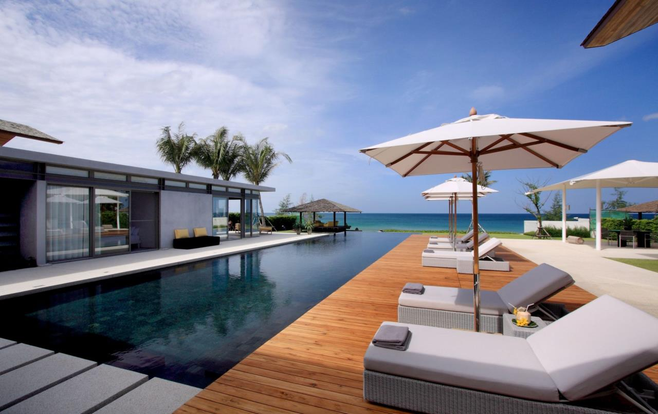 REAL Phuket  Agency's Villa Amarelo - 6-Bedroom Beachfront Villa at Sava Natai 8