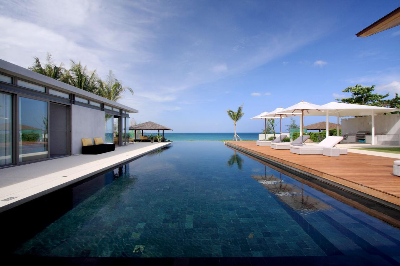 REAL Phuket  Agency's Villa Amarelo - 6-Bedroom Beachfront Villa at Sava Natai 9