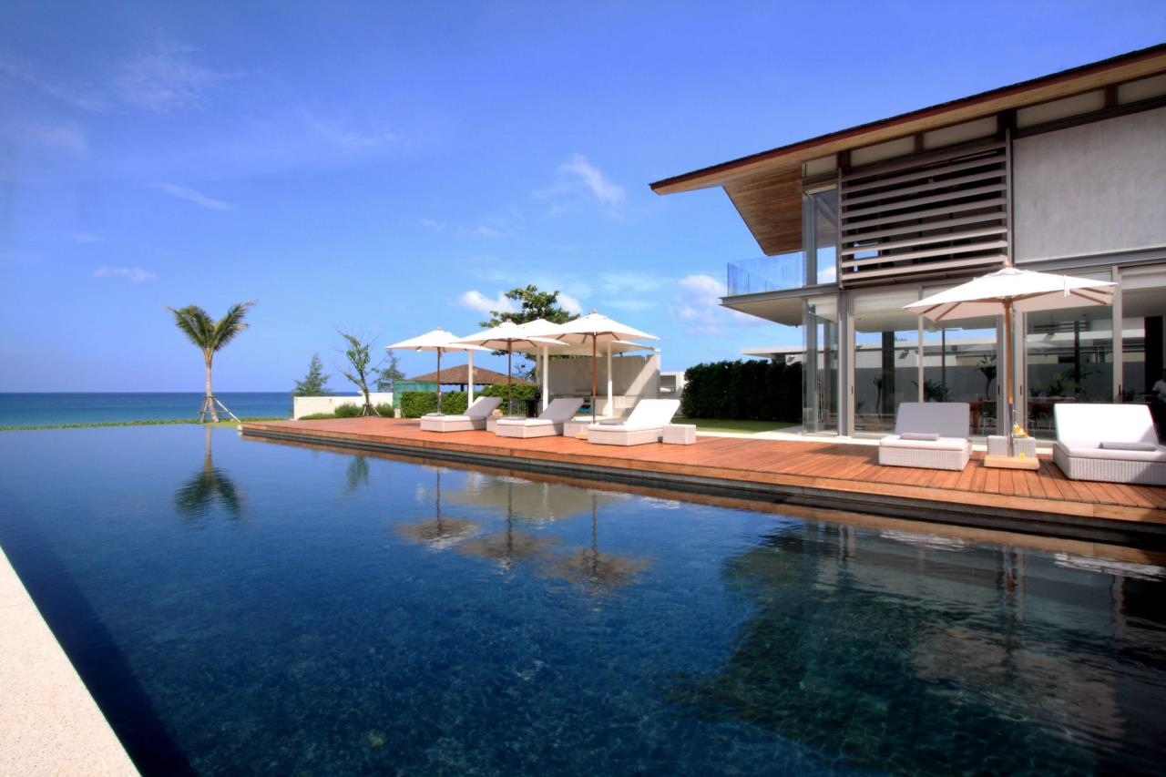 REAL Phuket  Agency's Villa Amarelo - 6-Bedroom Beachfront Villa at Sava Natai 10