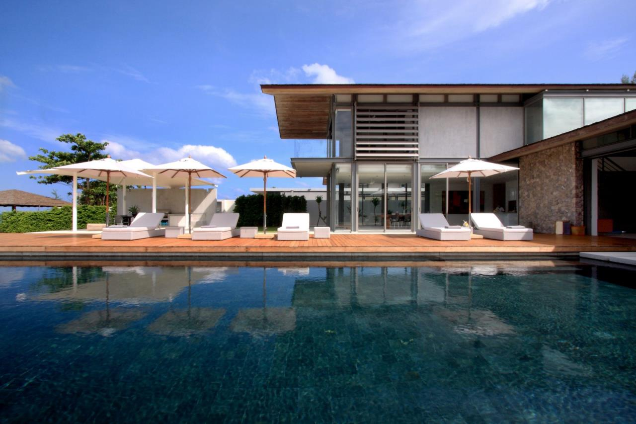 REAL Phuket  Agency's Villa Amarelo - 6-Bedroom Beachfront Villa at Sava Natai 11