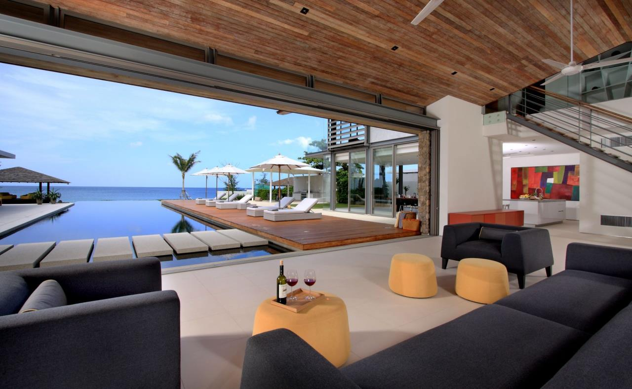 REAL Phuket  Agency's Villa Amarelo - 6-Bedroom Beachfront Villa at Sava Natai 14