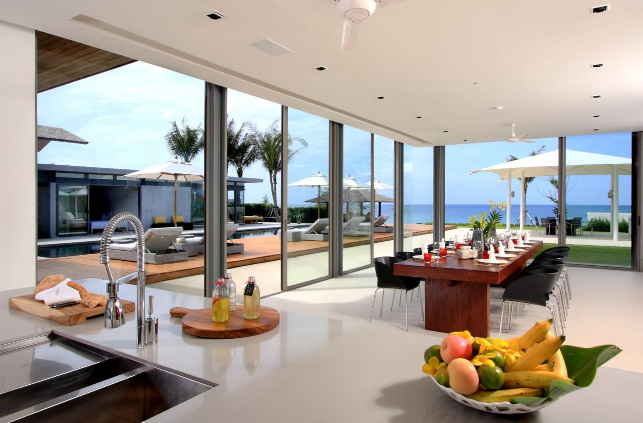 REAL Phuket  Agency's Villa Amarelo - 6-Bedroom Beachfront Villa at Sava Natai 16