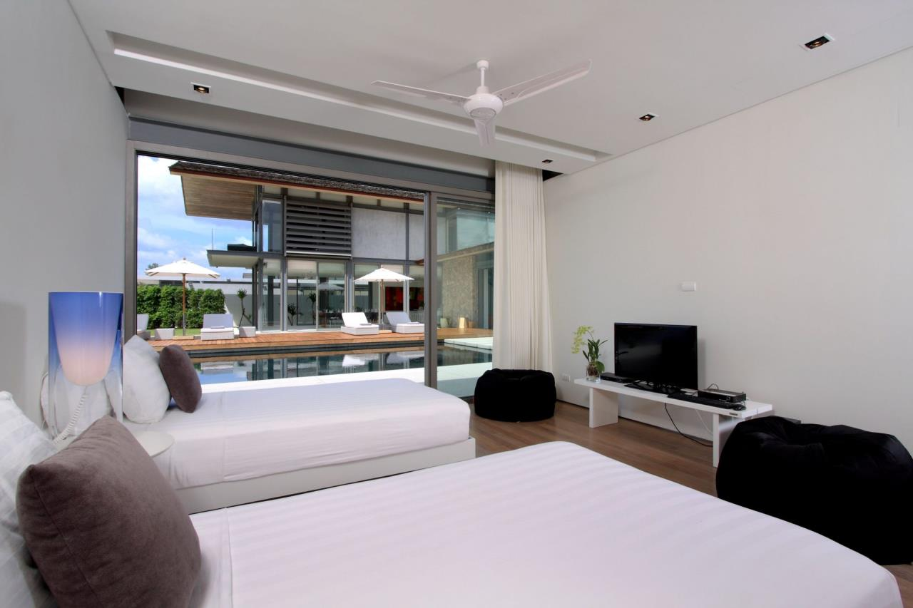 REAL Phuket  Agency's Villa Amarelo - 6-Bedroom Beachfront Villa at Sava Natai 22