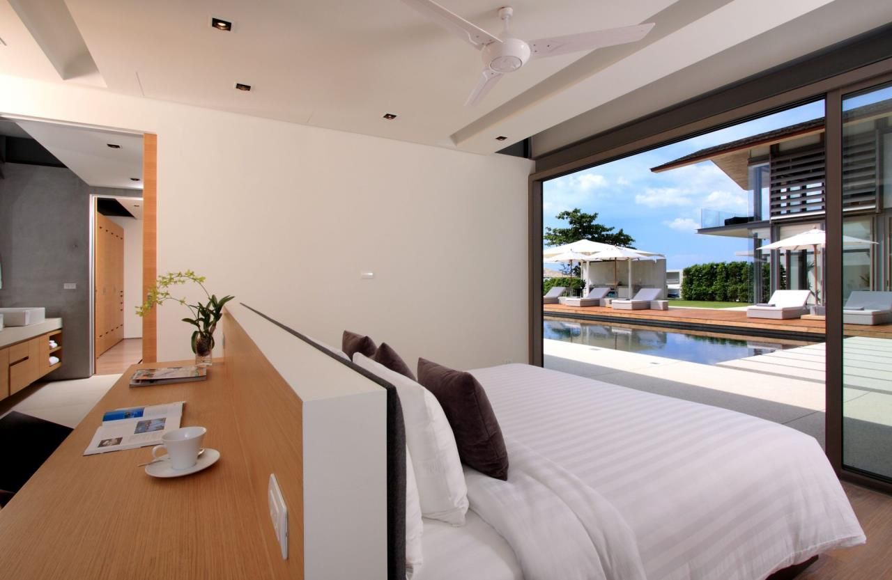 REAL Phuket  Agency's Villa Amarelo - 6-Bedroom Beachfront Villa at Sava Natai 24