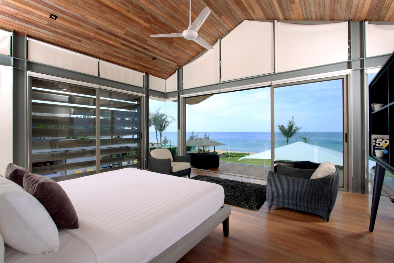REAL Phuket  Agency's Villa Amarelo - 6-Bedroom Beachfront Villa at Sava Natai 27