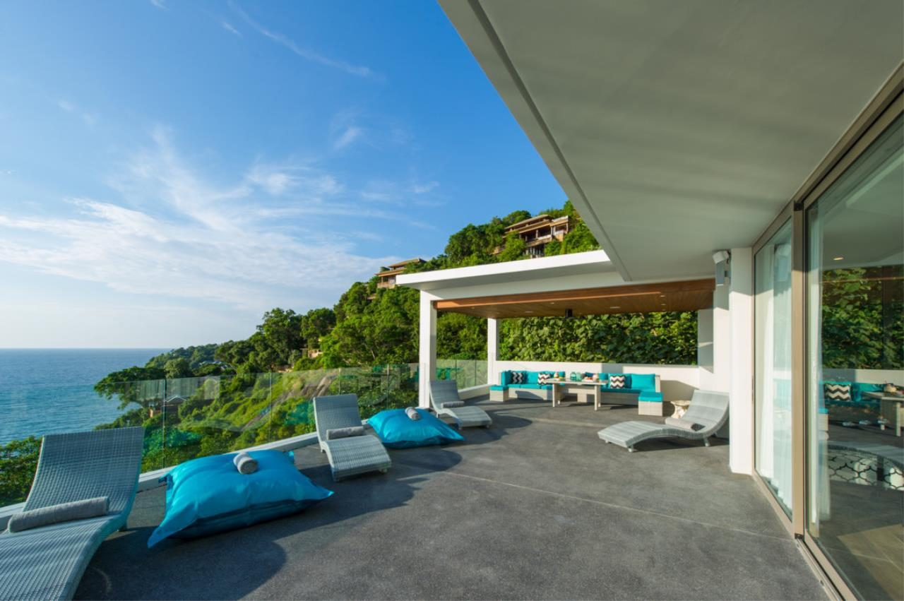 REAL Phuket  Agency's Villa Silver Moon - Stunning 6-Bedroom Ocean View Villa at Cape Amarin 22