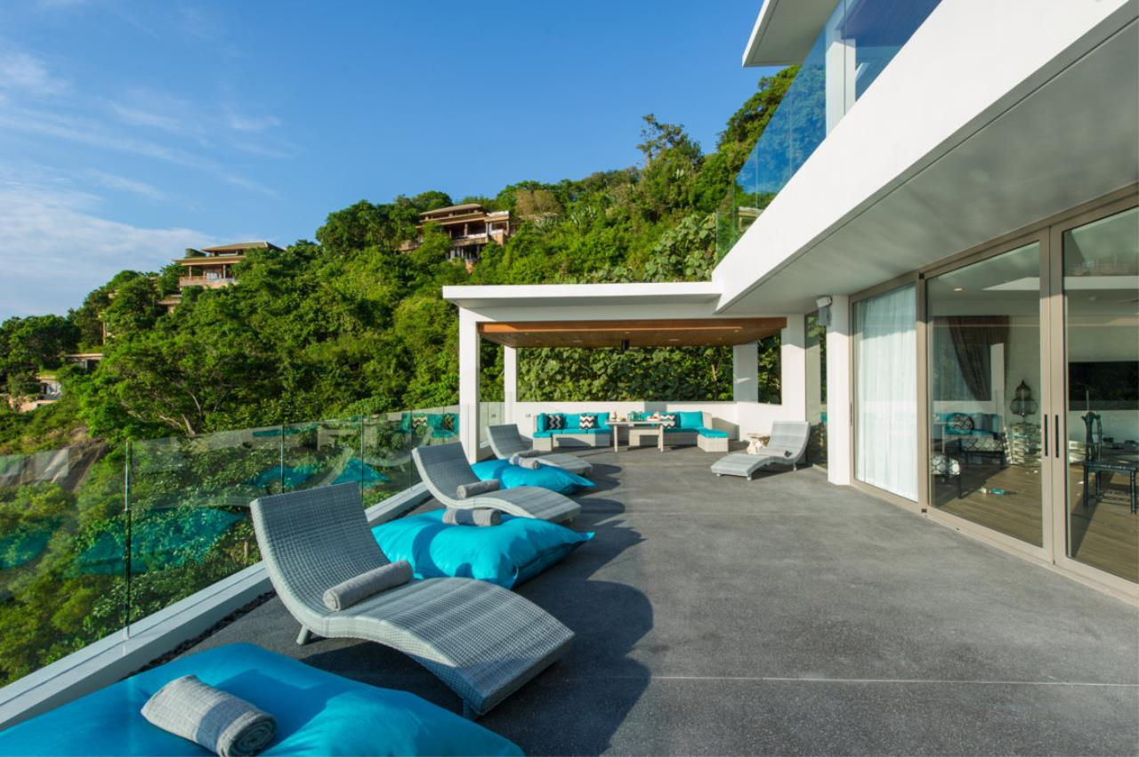 REAL Phuket  Agency's Villa Silver Moon - Stunning 6-Bedroom Ocean View Villa at Cape Amarin 23