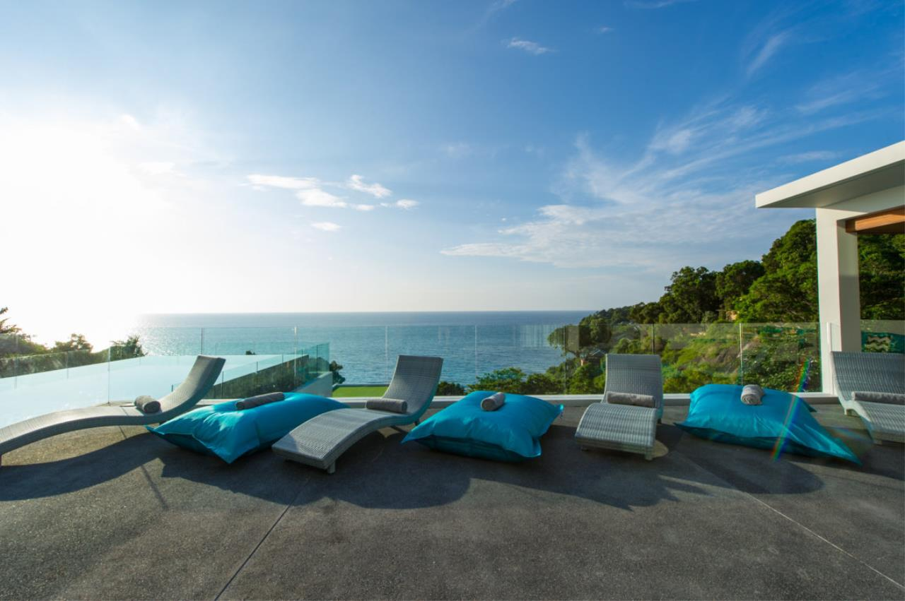 REAL Phuket  Agency's Villa Silver Moon - Stunning 6-Bedroom Ocean View Villa at Cape Amarin 24