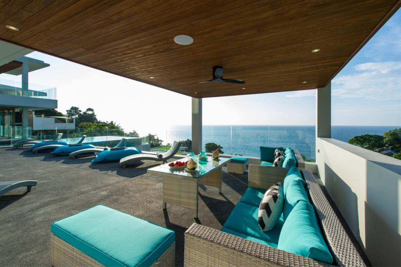 REAL Phuket  Agency's Villa Silver Moon - Stunning 6-Bedroom Ocean View Villa at Cape Amarin 26