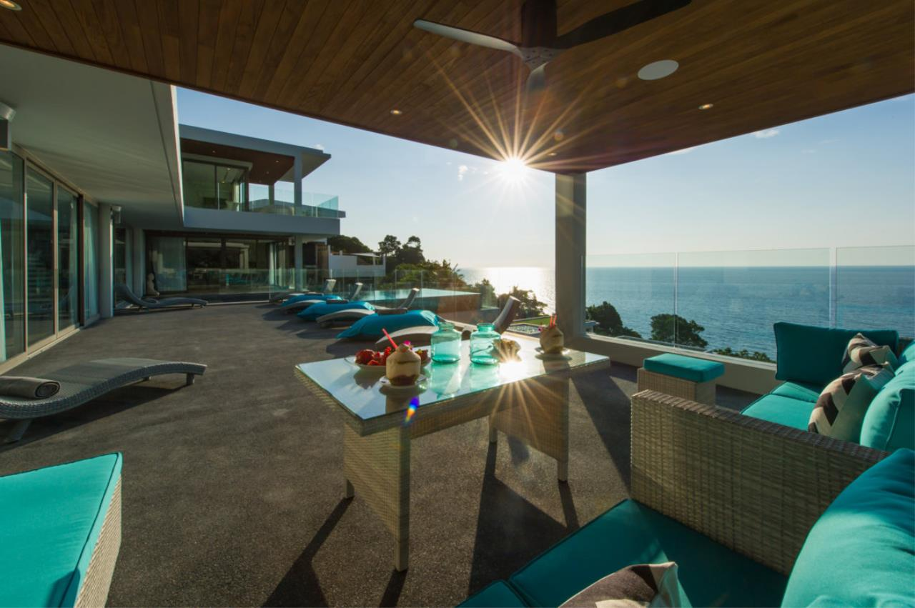 REAL Phuket  Agency's Villa Silver Moon - Stunning 6-Bedroom Ocean View Villa at Cape Amarin 28