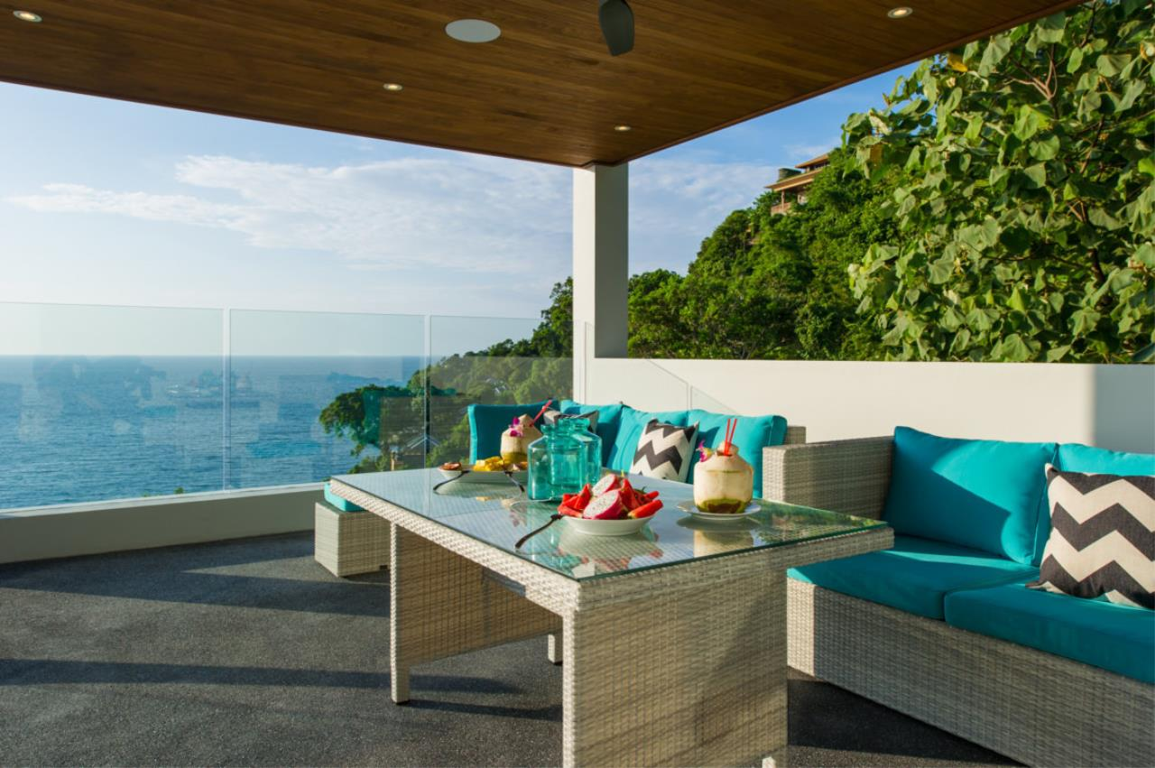 REAL Phuket  Agency's Villa Silver Moon - Stunning 6-Bedroom Ocean View Villa at Cape Amarin 29