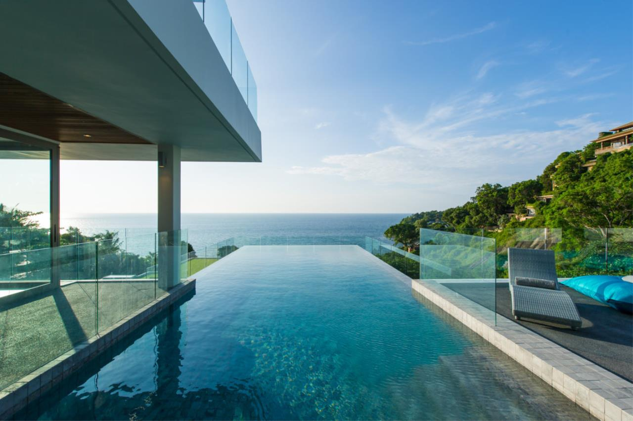 REAL Phuket  Agency's Villa Silver Moon - Stunning 6-Bedroom Ocean View Villa at Cape Amarin 30