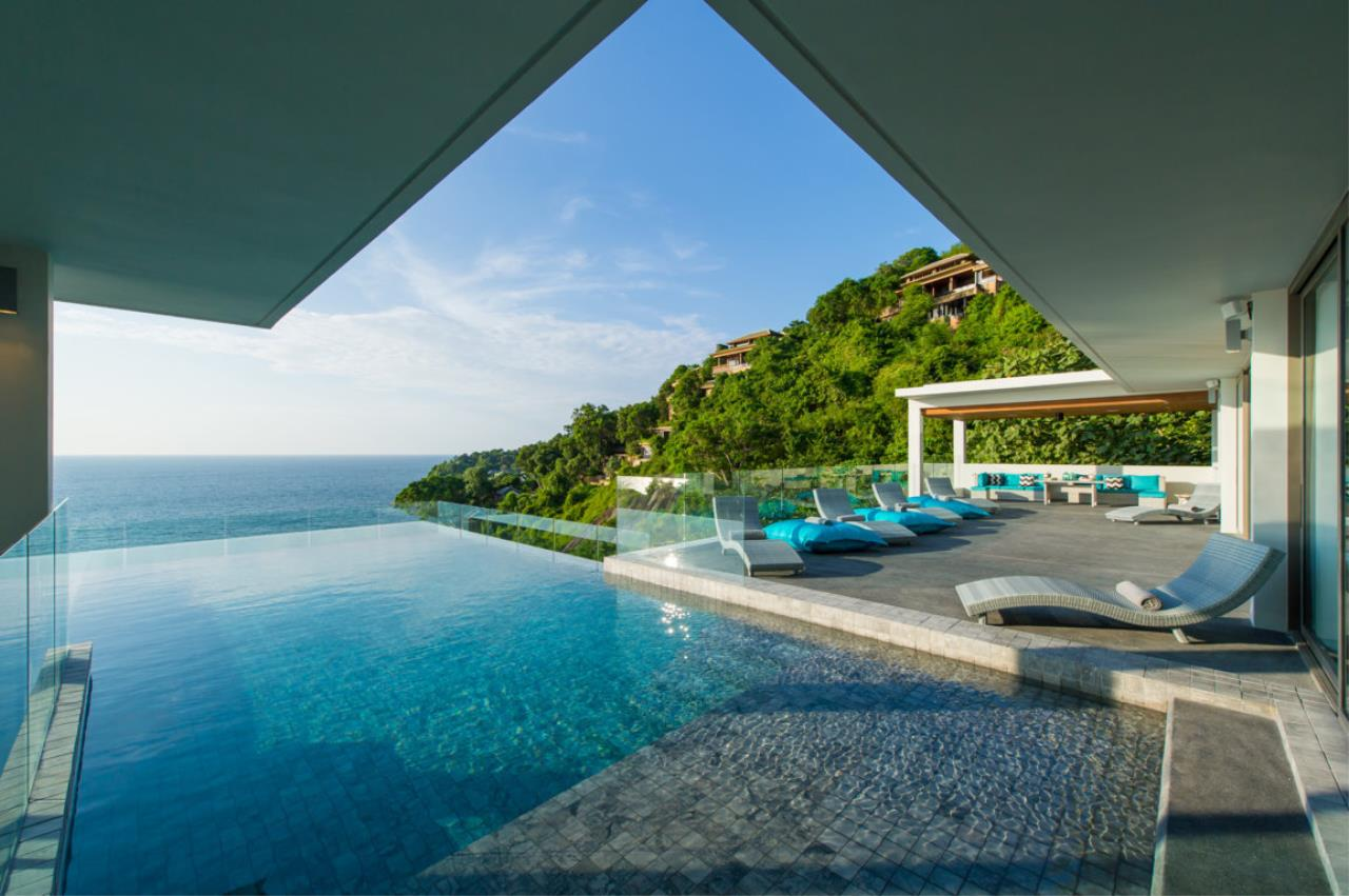 REAL Phuket  Agency's Villa Silver Moon - Stunning 6-Bedroom Ocean View Villa at Cape Amarin 31