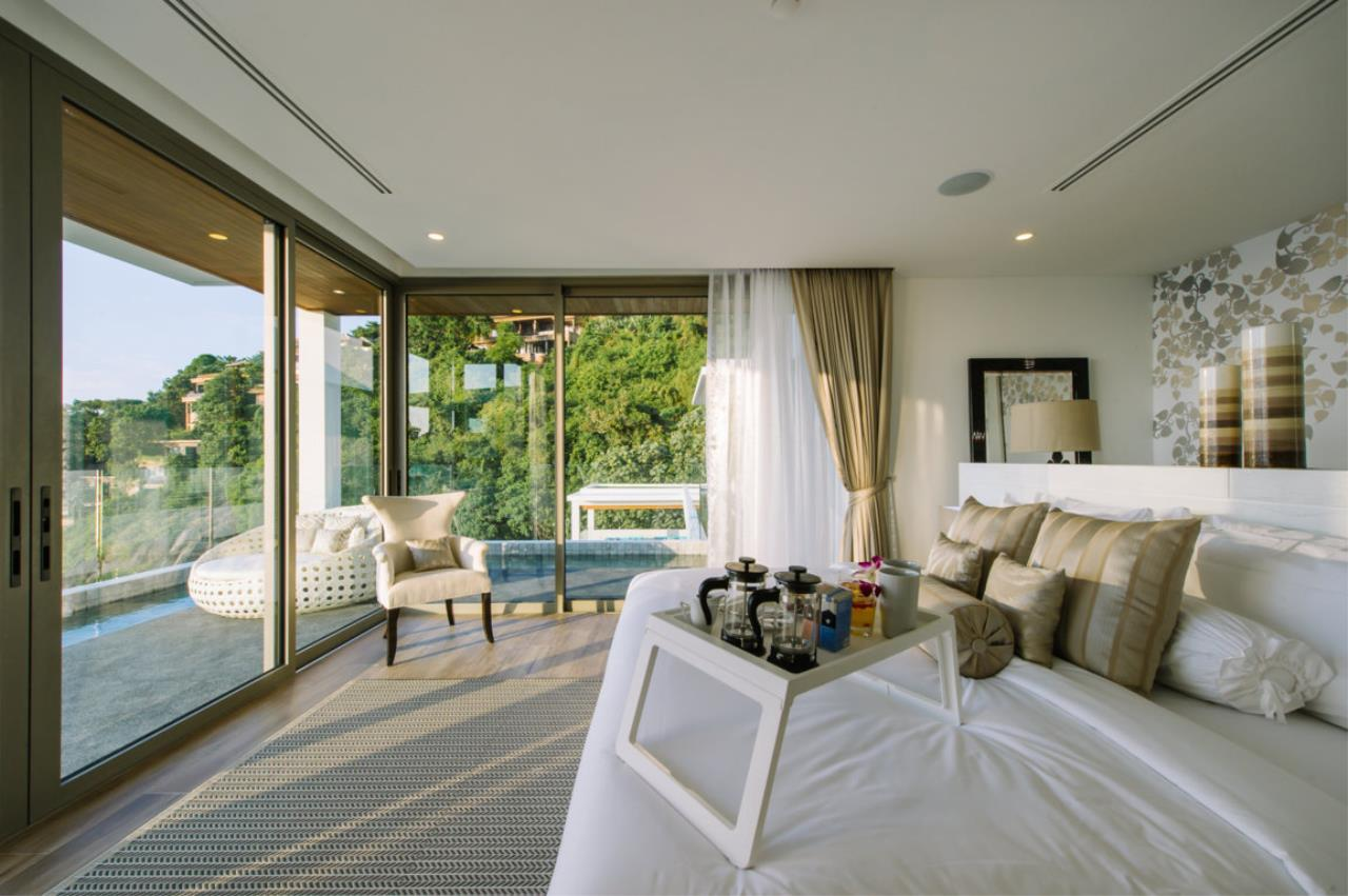REAL Phuket  Agency's Villa Silver Moon - Stunning 6-Bedroom Ocean View Villa at Cape Amarin 46