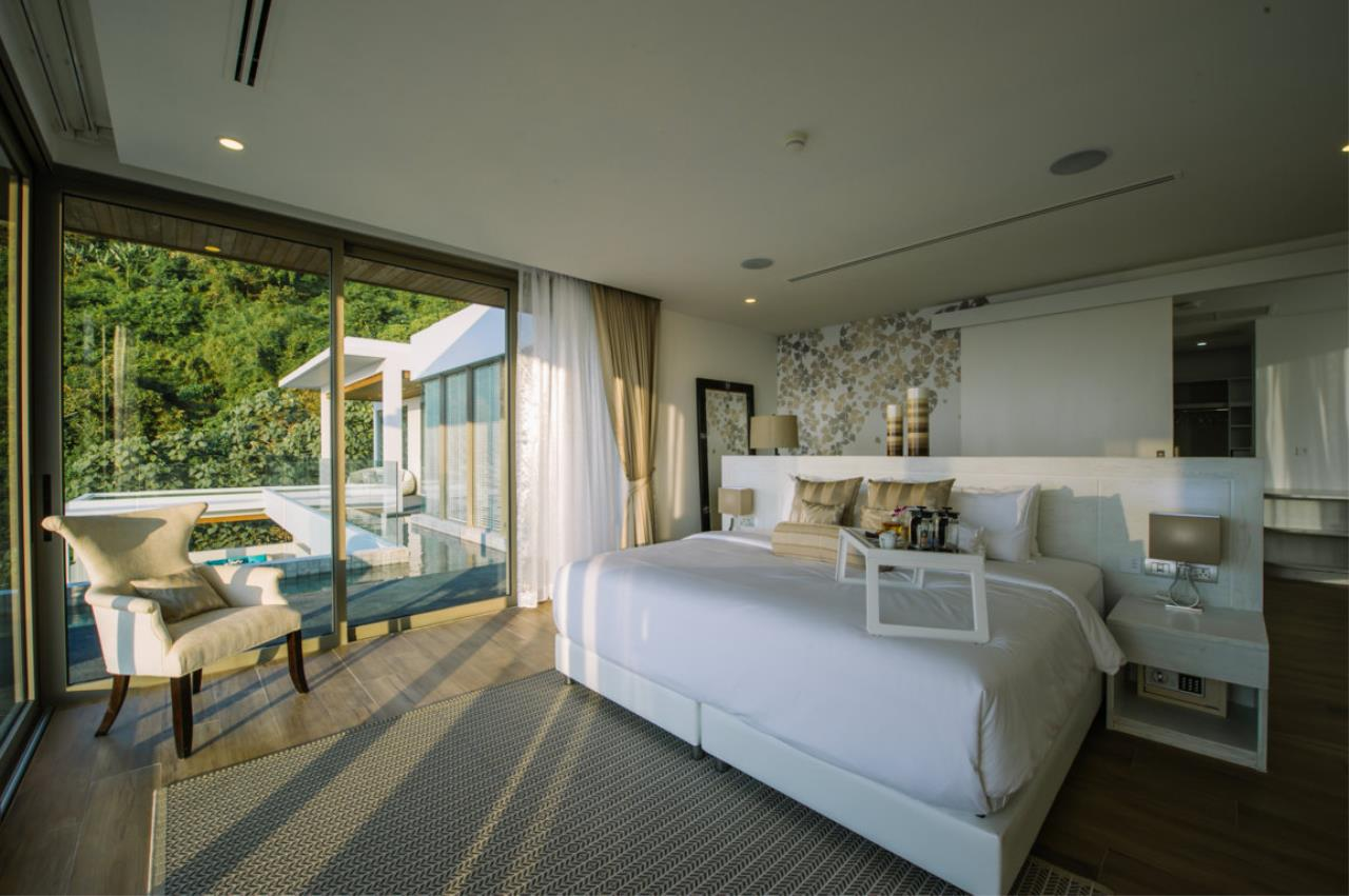 REAL Phuket  Agency's Villa Silver Moon - Stunning 6-Bedroom Ocean View Villa at Cape Amarin 47