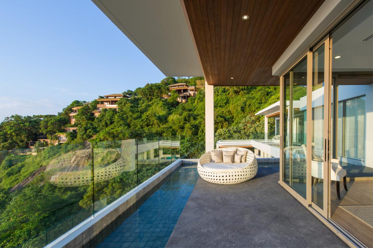REAL Phuket  Agency's Villa Silver Moon - Stunning 6-Bedroom Ocean View Villa at Cape Amarin 53