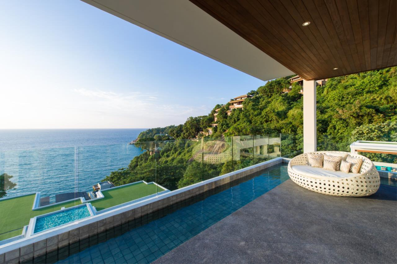 REAL Phuket  Agency's Villa Silver Moon - Stunning 6-Bedroom Ocean View Villa at Cape Amarin 54