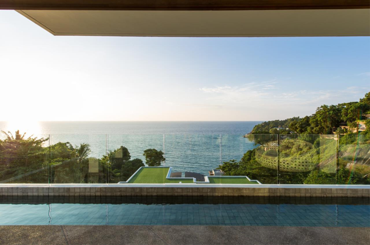 REAL Phuket  Agency's Villa Silver Moon - Stunning 6-Bedroom Ocean View Villa at Cape Amarin 55