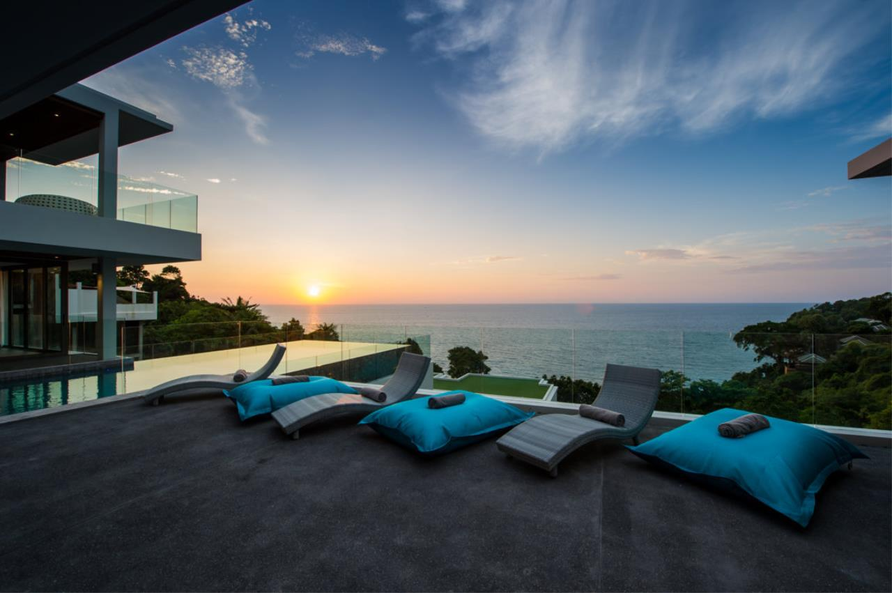 REAL Phuket  Agency's Villa Silver Moon - Stunning 6-Bedroom Ocean View Villa at Cape Amarin 67