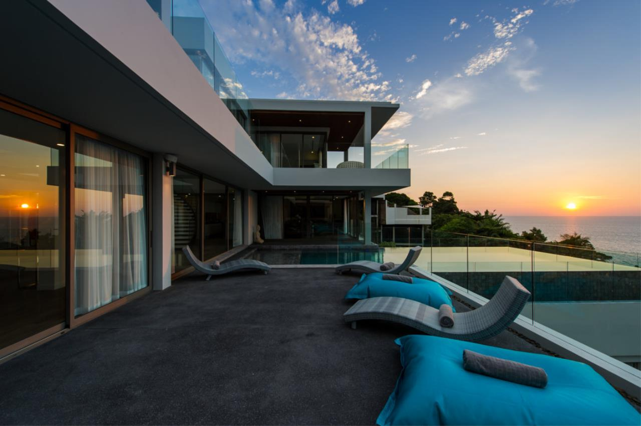 REAL Phuket  Agency's Villa Silver Moon - Stunning 6-Bedroom Ocean View Villa at Cape Amarin 69