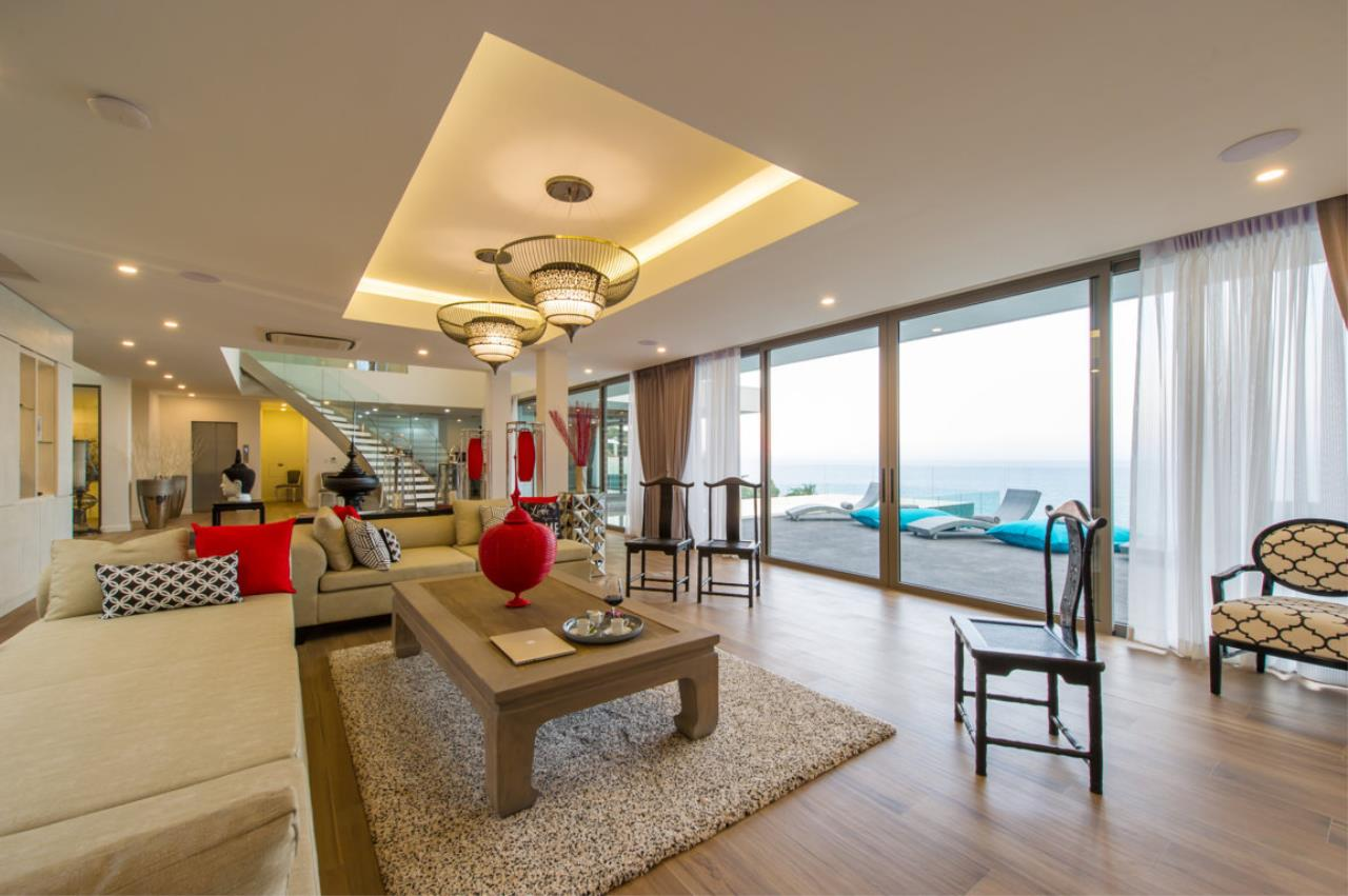 REAL Phuket  Agency's Villa Silver Moon - Stunning 6-Bedroom Ocean View Villa at Cape Amarin 71