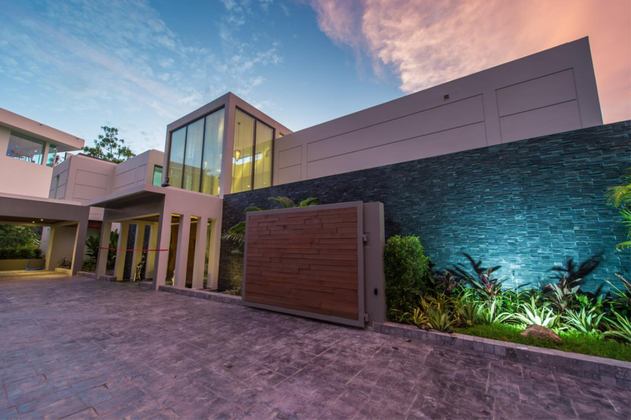 REAL Phuket  Agency's Villa Silver Moon - Stunning 6-Bedroom Ocean View Villa at Cape Amarin 76
