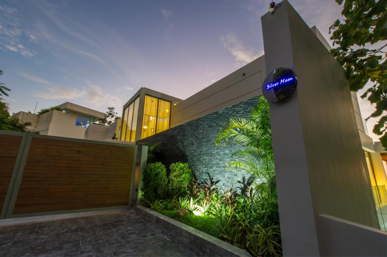 REAL Phuket  Agency's Villa Silver Moon - Stunning 6-Bedroom Ocean View Villa at Cape Amarin 80