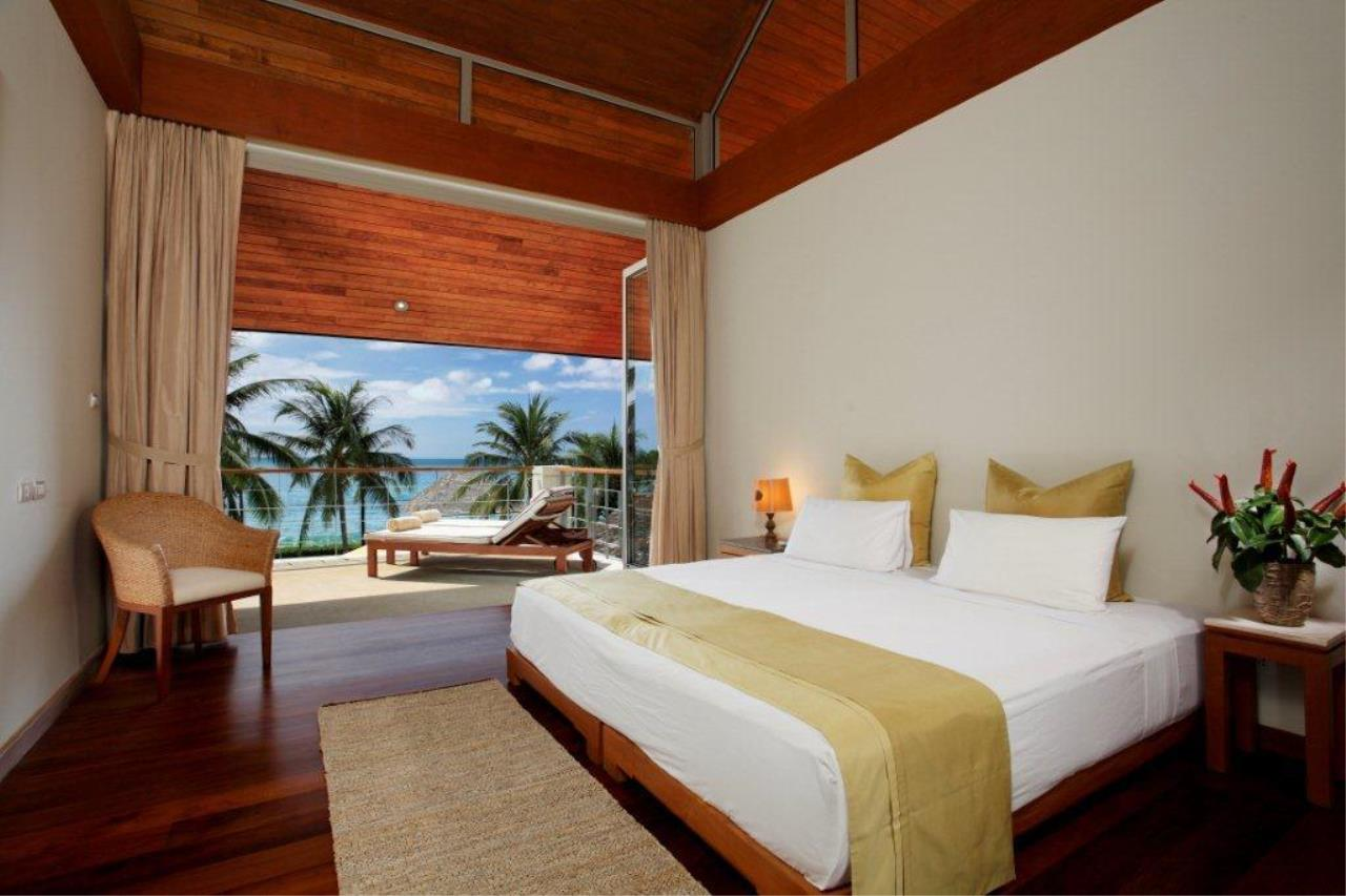 REAL Phuket  Agency's Natai Villa - A Luxurious Oceanfront 6-Bedroom Pool Villa on Natai Beach 5