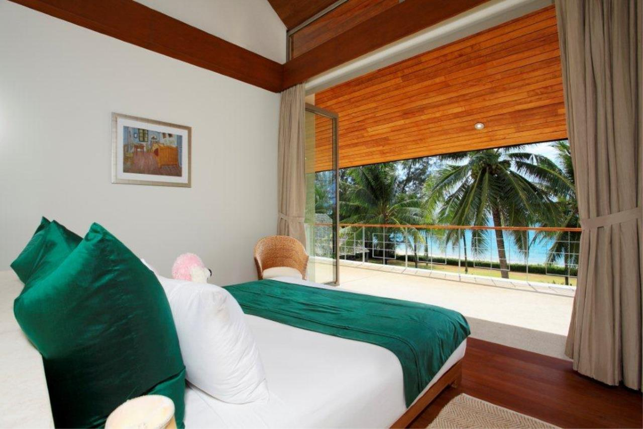 REAL Phuket  Agency's Natai Villa - A Luxurious Oceanfront 6-Bedroom Pool Villa on Natai Beach 6