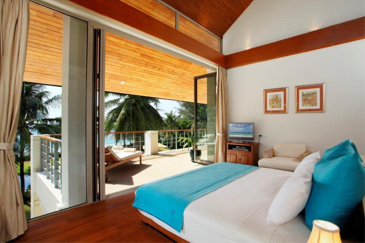 REAL Phuket  Agency's Natai Villa - A Luxurious Oceanfront 6-Bedroom Pool Villa on Natai Beach 7