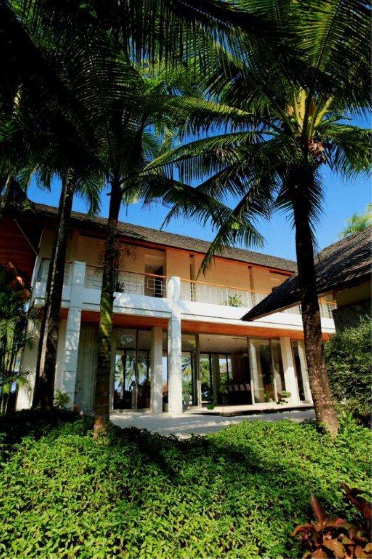 REAL Phuket  Agency's Natai Villa - A Luxurious Oceanfront 6-Bedroom Pool Villa on Natai Beach 11