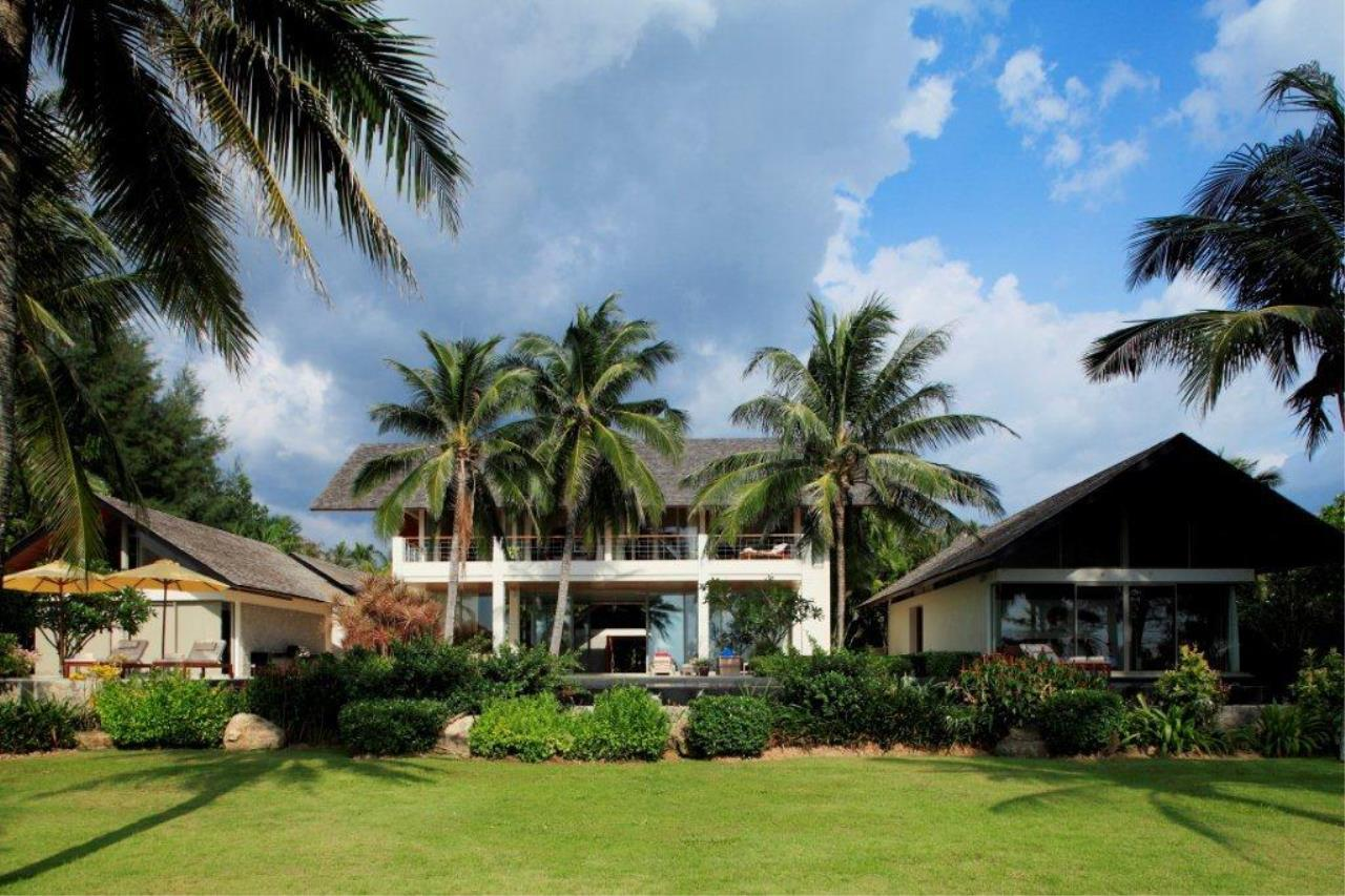 REAL Phuket  Agency's Natai Villa - A Luxurious Oceanfront 6-Bedroom Pool Villa on Natai Beach 12