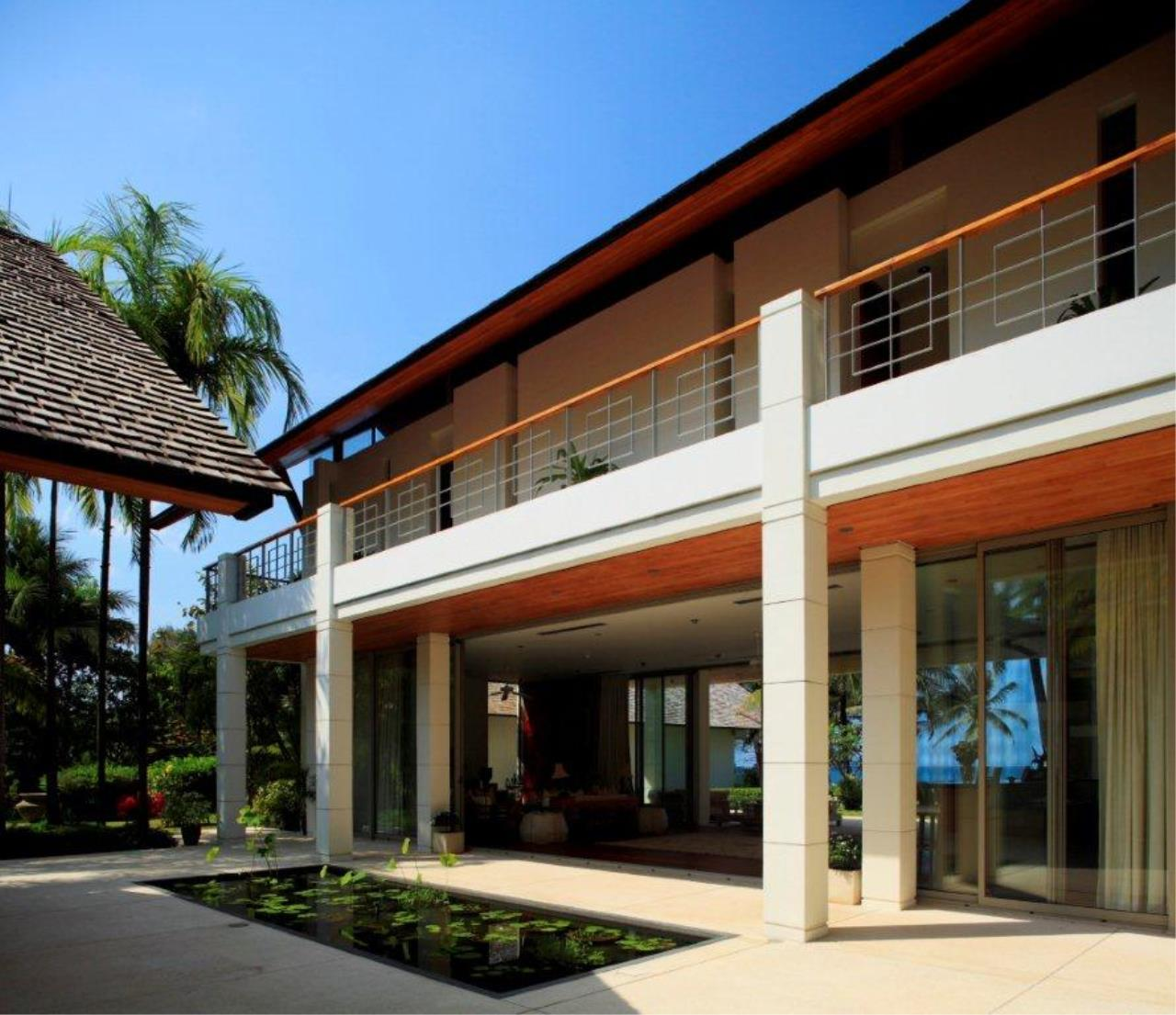 REAL Phuket  Agency's Natai Villa - A Luxurious Oceanfront 6-Bedroom Pool Villa on Natai Beach 13