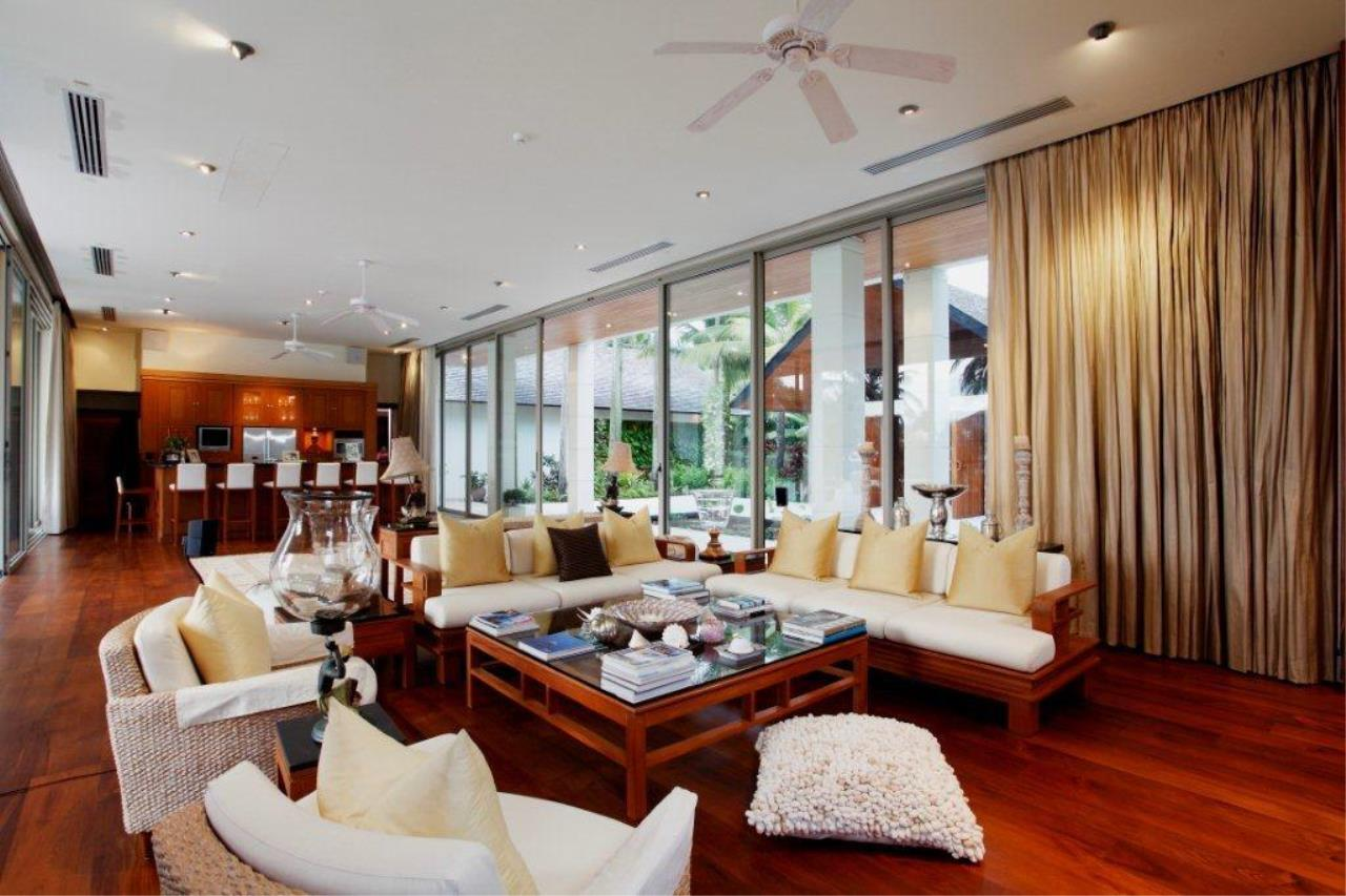 REAL Phuket  Agency's Natai Villa - A Luxurious Oceanfront 6-Bedroom Pool Villa on Natai Beach 15