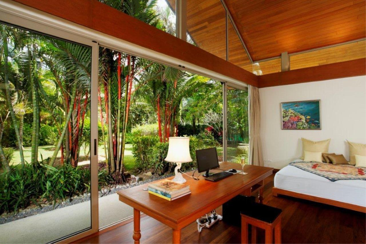 REAL Phuket  Agency's Natai Villa - A Luxurious Oceanfront 6-Bedroom Pool Villa on Natai Beach 21