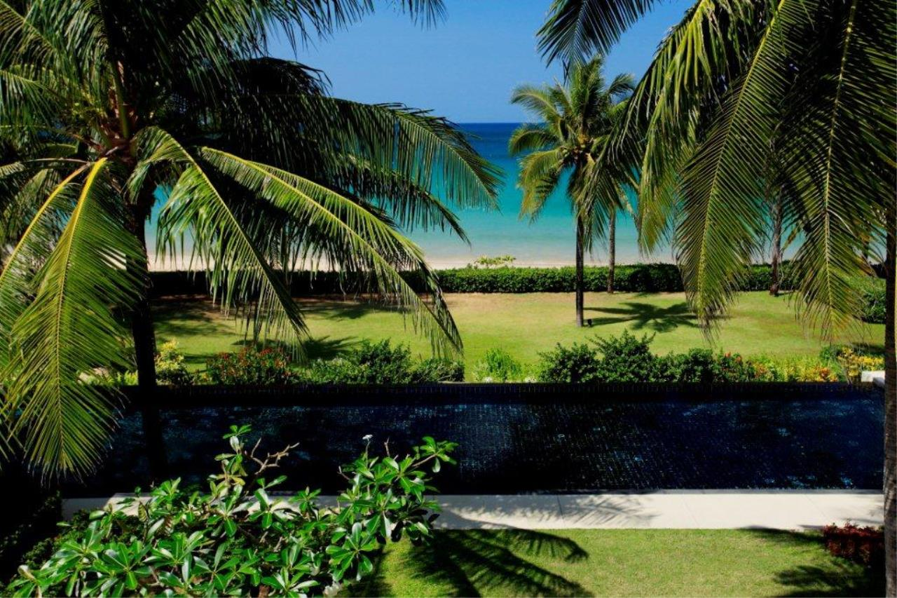 REAL Phuket  Agency's Natai Villa - A Luxurious Oceanfront 6-Bedroom Pool Villa on Natai Beach 23