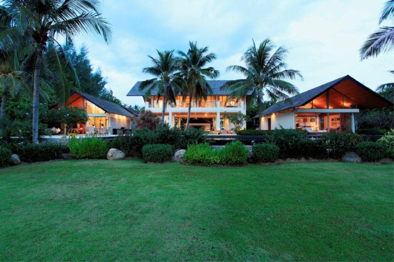 REAL Phuket  Agency's Natai Villa - A Luxurious Oceanfront 6-Bedroom Pool Villa on Natai Beach 25