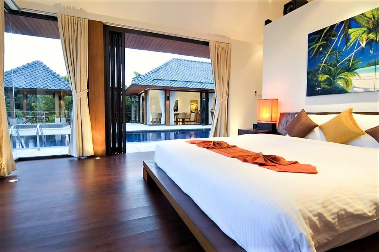 REAL Phuket  Agency's Rawai Villas - Contemporary Sea View 4-Bedroom Pool Villa in Rawai 2