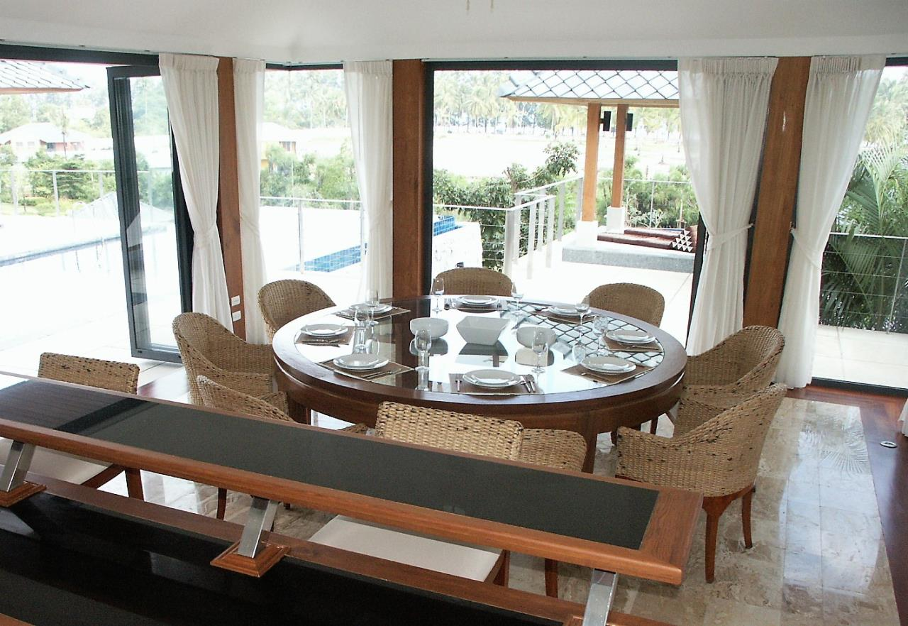 REAL Phuket  Agency's Rawai Villas - Contemporary Sea View 4-Bedroom Pool Villa in Rawai 13