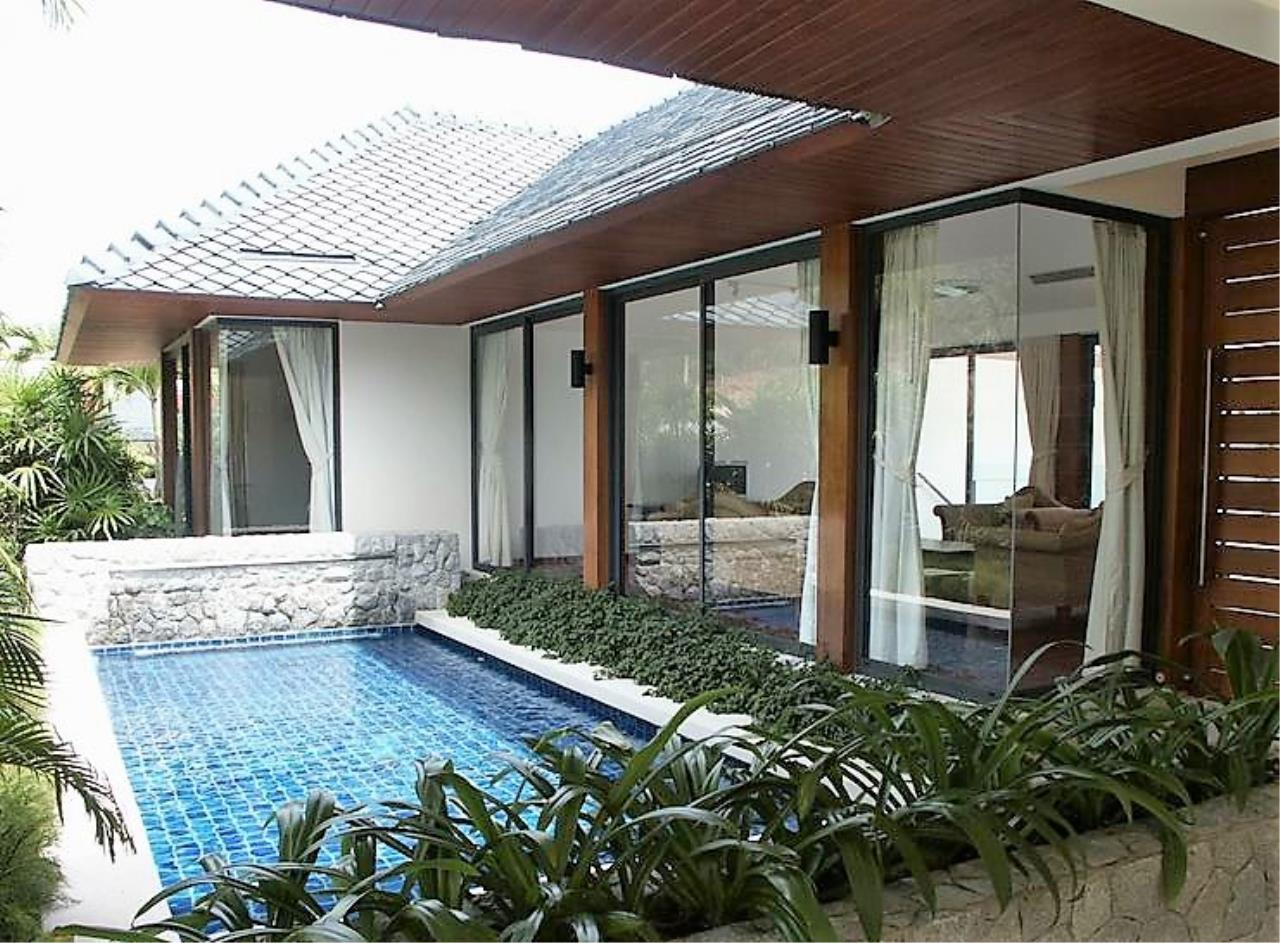 REAL Phuket  Agency's Rawai Villas - Contemporary Sea View 4-Bedroom Pool Villa in Rawai 14