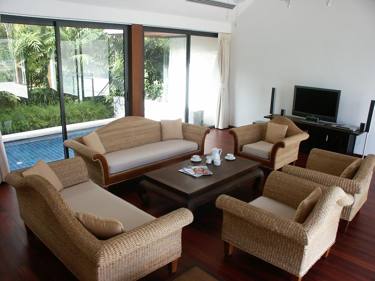 REAL Phuket  Agency's Rawai Villas - Contemporary Sea View 4-Bedroom Pool Villa in Rawai 16