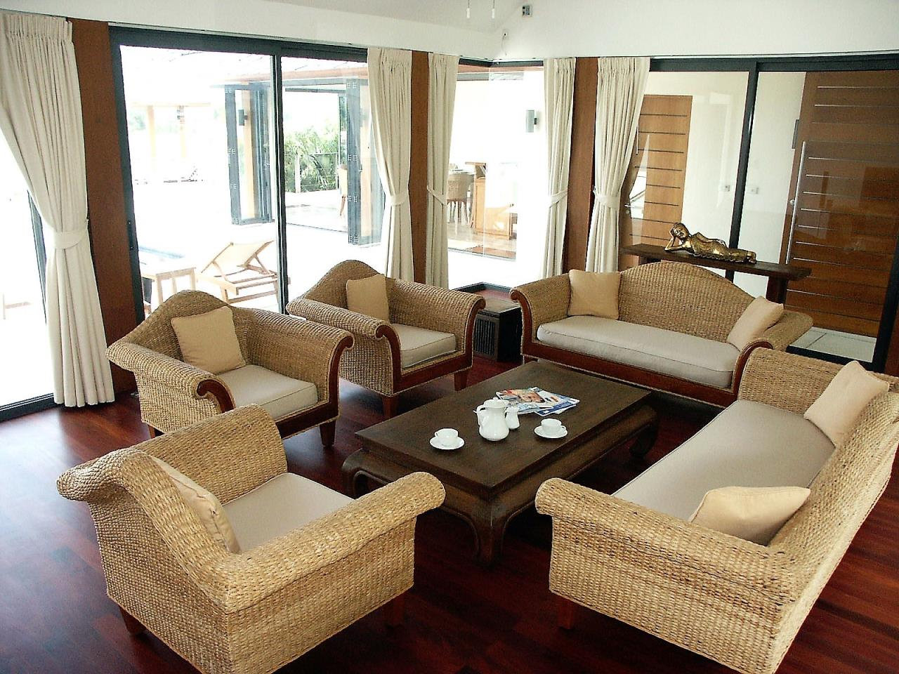 REAL Phuket  Agency's Rawai Villas - Contemporary Sea View 4-Bedroom Pool Villa in Rawai 17