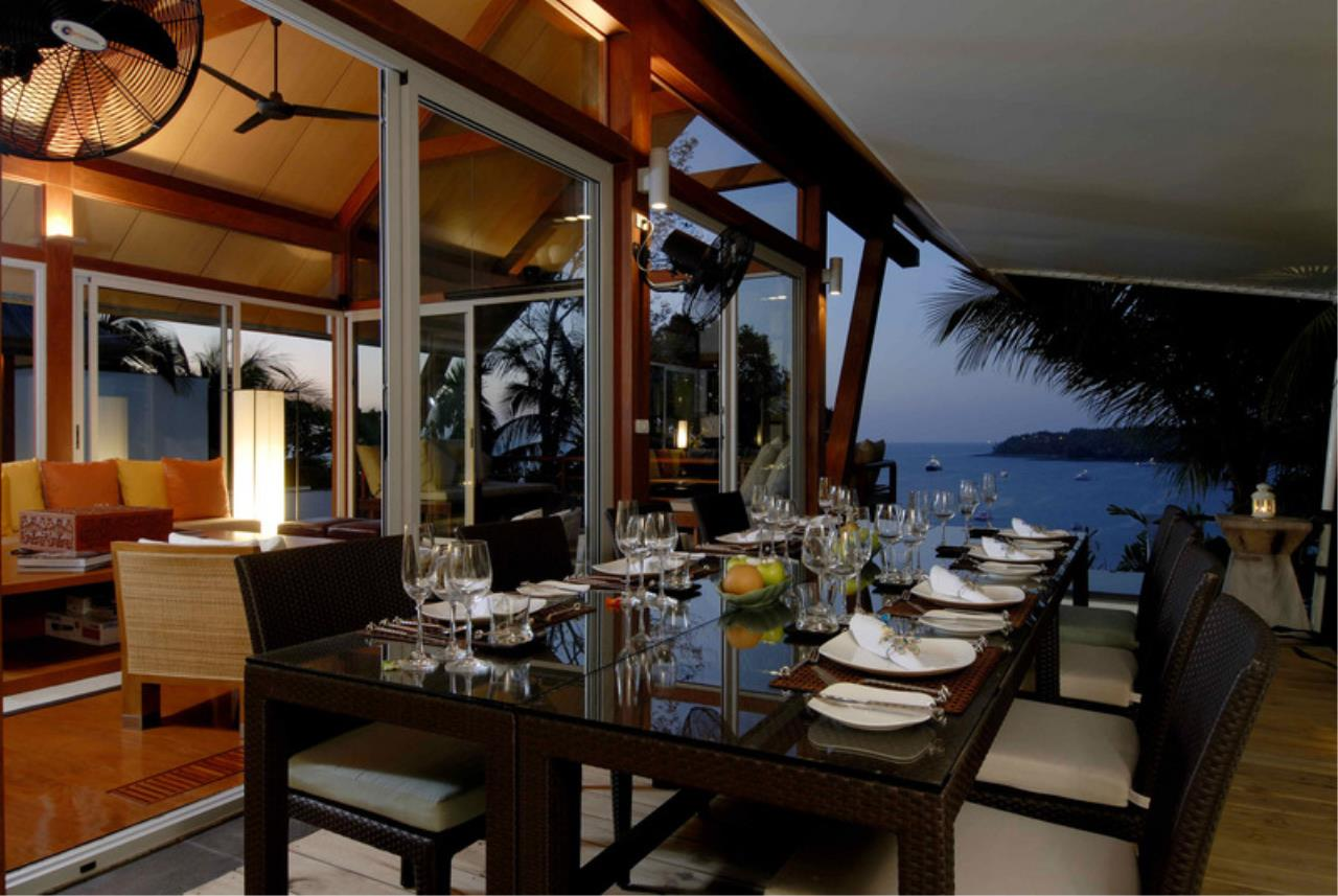 REAL Phuket  Agency's Laem Singh - Elegant 4-Bedroom Oceanfront Villa overlooking Surin Beach 30