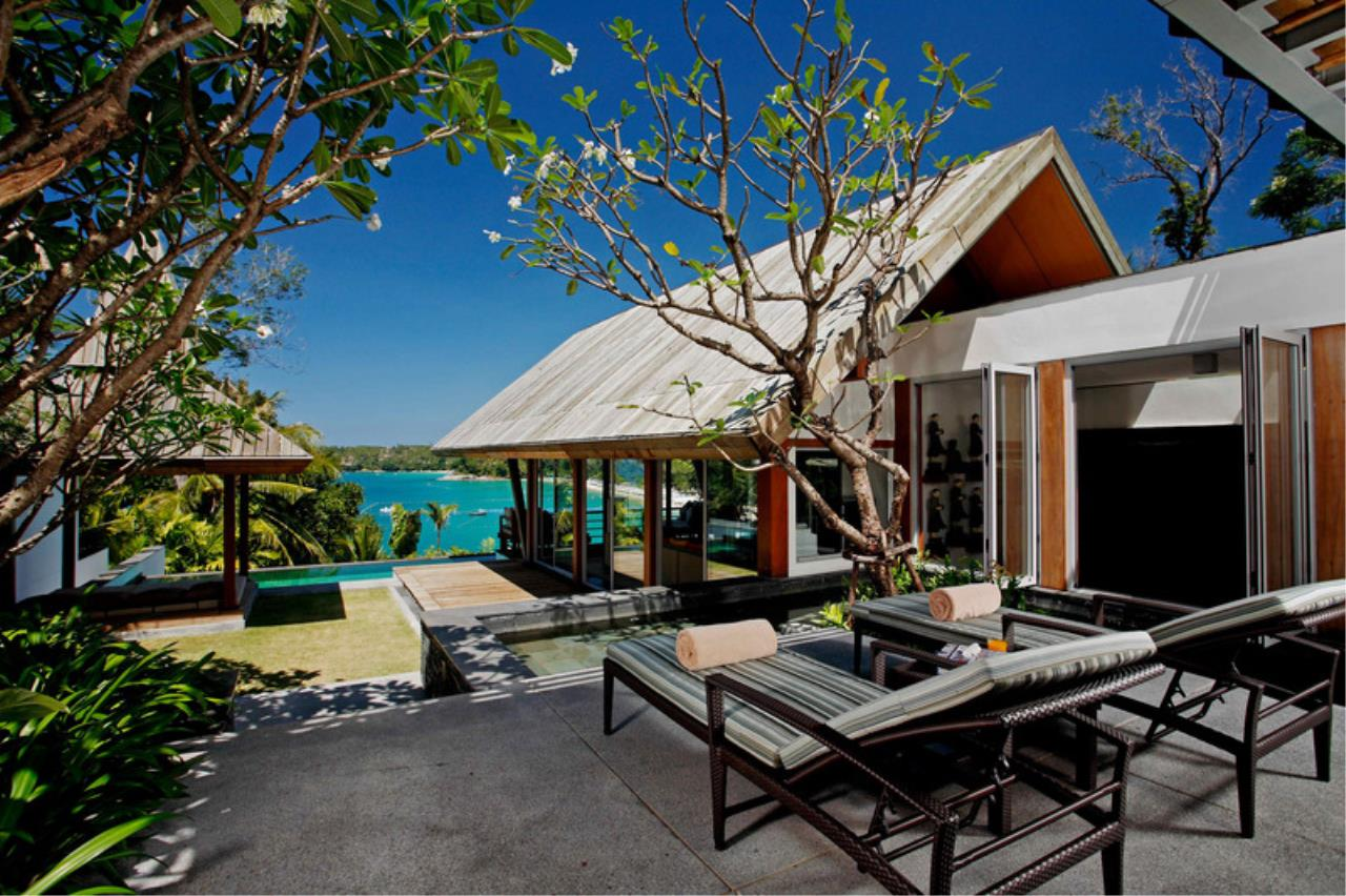 REAL Phuket  Agency's Laem Singh - Elegant 4-Bedroom Oceanfront Villa overlooking Surin Beach 24